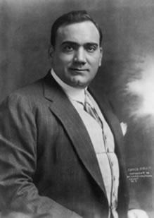 Caruso 7. November 1910
